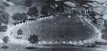1929 CAMPO AVANGUARDISTI A MOIO De' CALVI