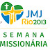 SEMANA MISSIONÁRIA - ALMINO AFONSO / RN