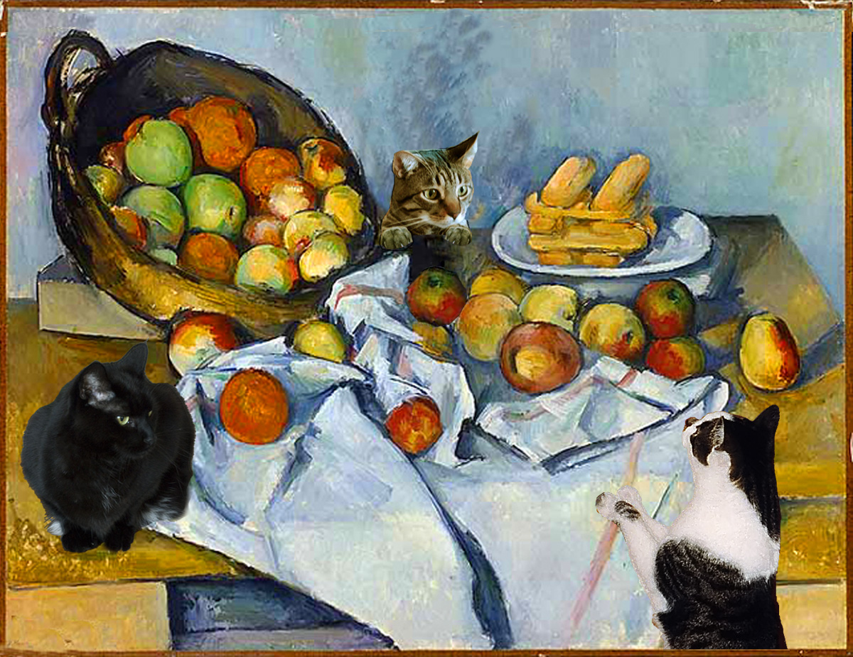 Famous Artists' Cats