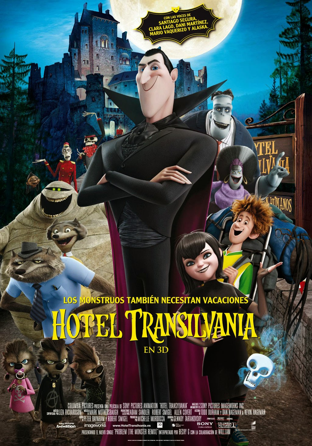 Hotel Transilvania (2012) BRrip Full HD Latino