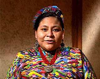 A Biography of Rigoberta Menchu, an Indigenous Guatemalan Woman