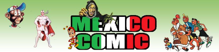 Mexico Comic