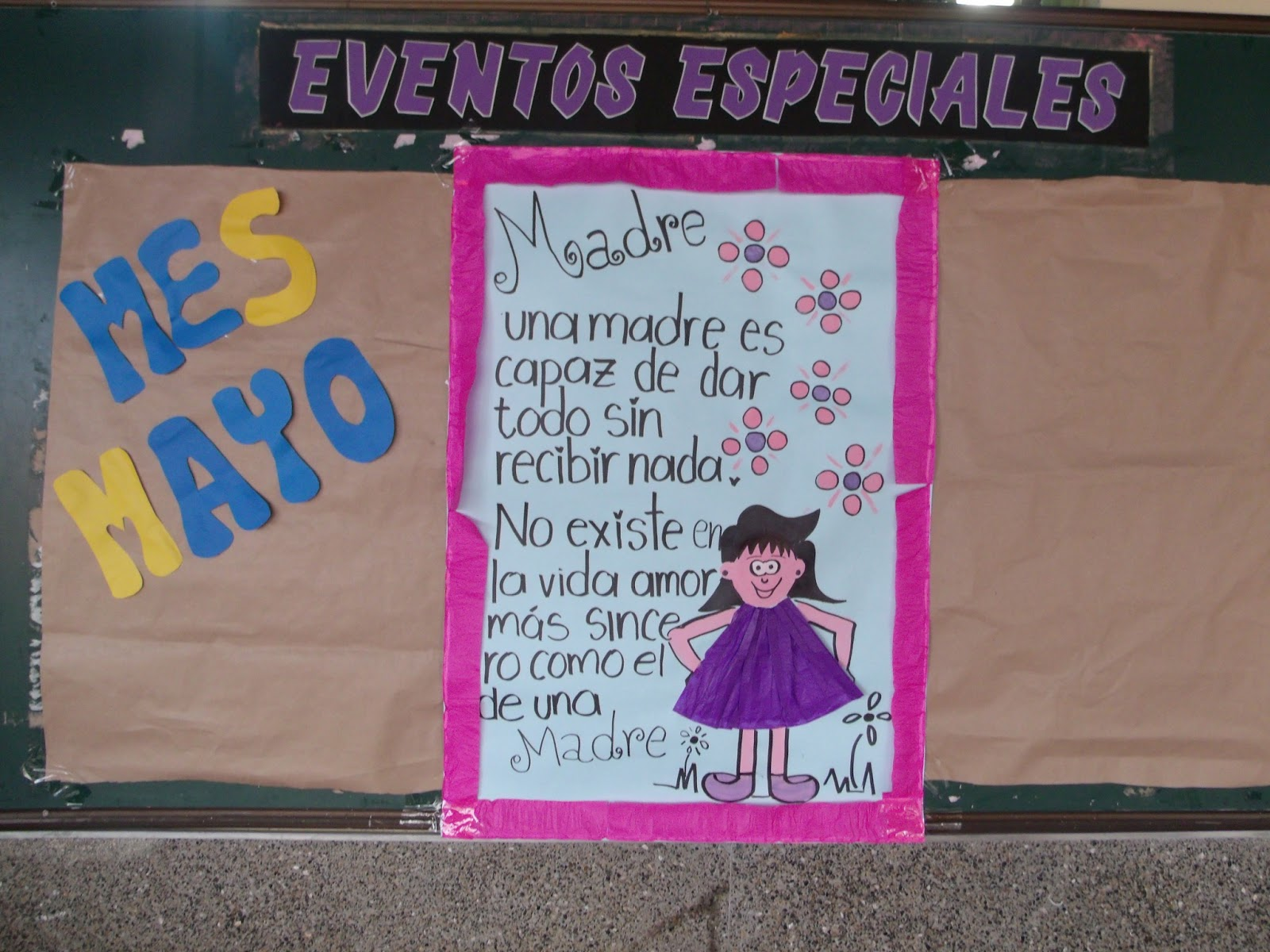 Nueva cartelera mes de mayo | Escuela Baldomero Sanín Cano