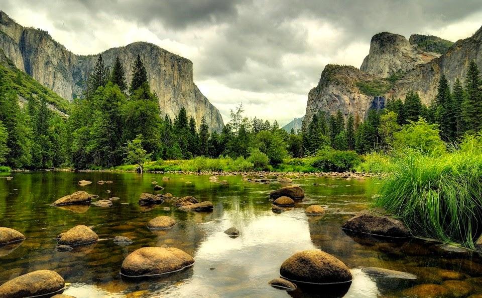 Cintai Alam Semulajadi Dan Penciptanya