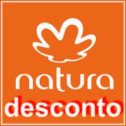 NATURA COM DESCONTO