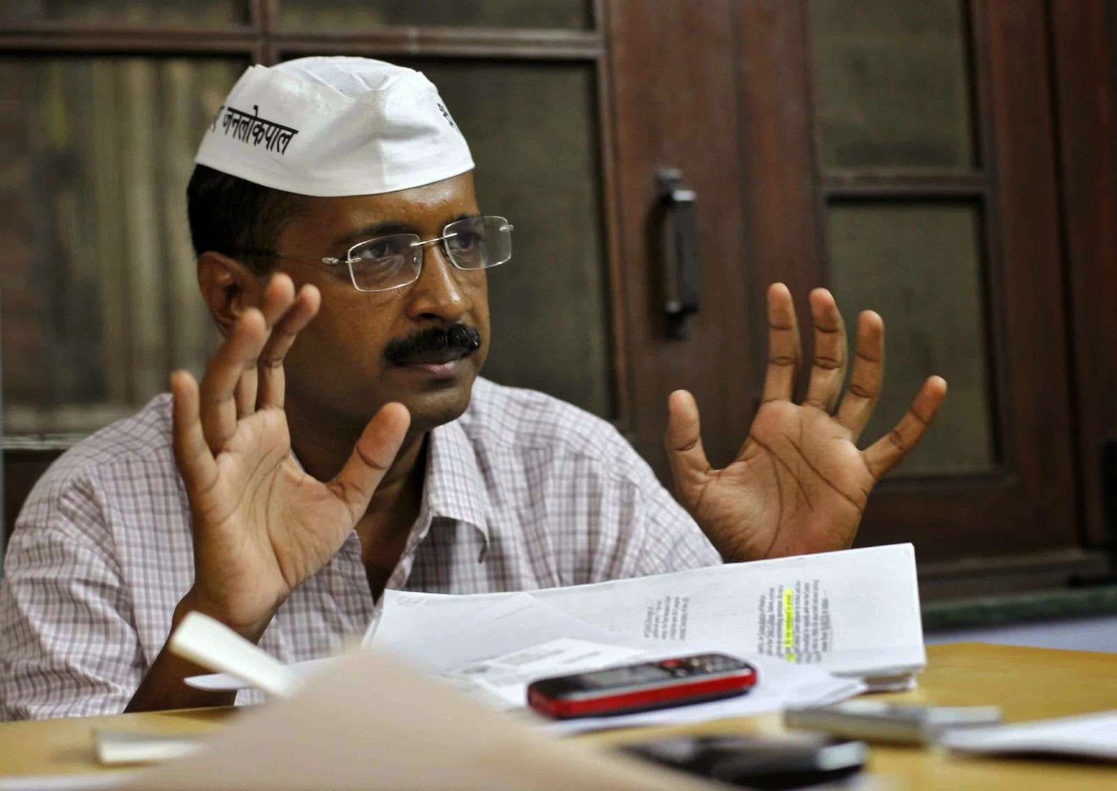Arvind kejriwal high quality free good photo