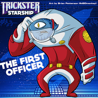 Trickster Starship - The First Officer