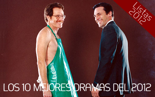 Mad Men y Breaking Bad: Walter White y Don Draper