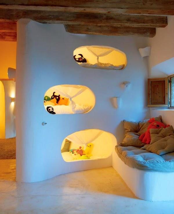Creative Furniture Ideas Costal Cave