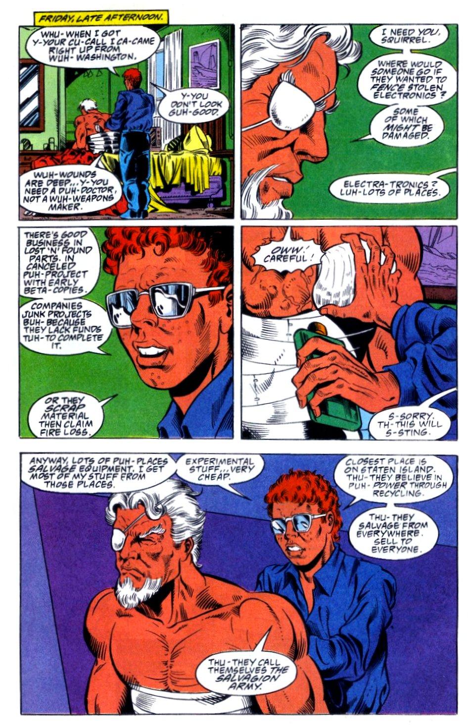 Deathstroke (1991) Annual 1 #1 - English 35