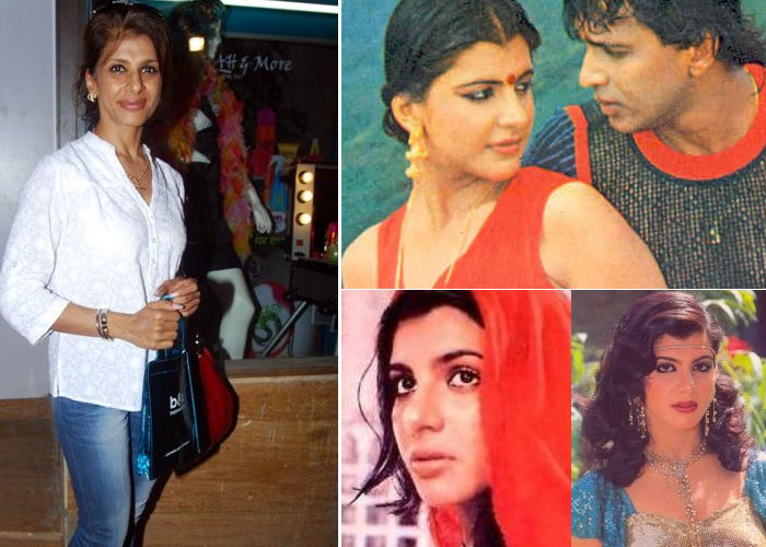 Anita Raj at present and different films