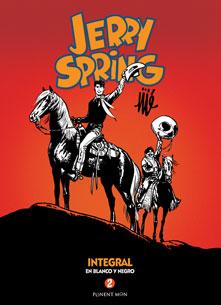 Jerry Spring volumen 2 - Jijé
