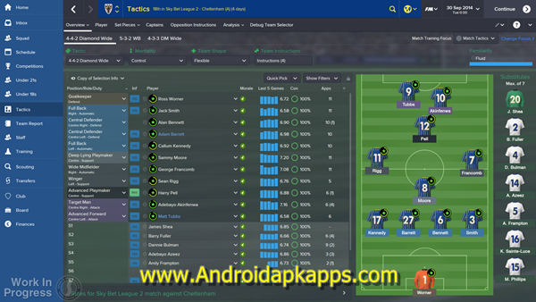 Download Game Football Manager 2015 Full PC Terbaru Free