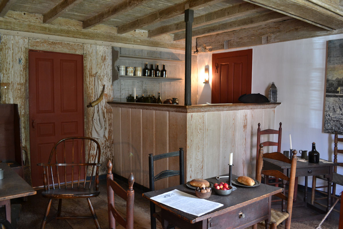 Passion for the Past Colonial Travel Taverns The Pulse of 18th