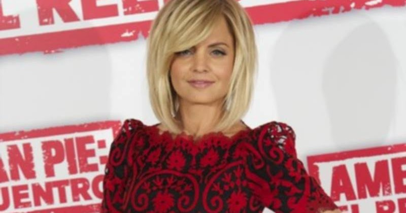 american actress mena suvari attended american pie reunion