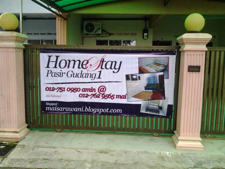 Homestay Pasir Gudang 1