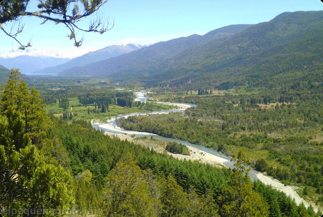 Río Azul, El Bolsón
