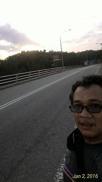 Saturday Running : 9.73 kilometer
