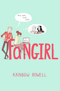 Reseña: Fangirl de Rainbow Rowell y otras cosas...