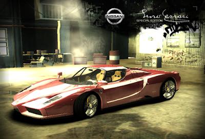 Ferrari Enzo se