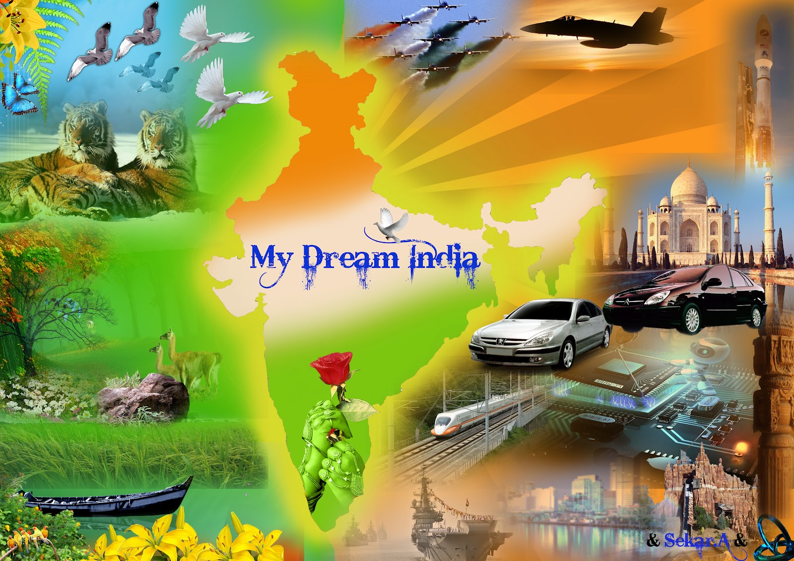 my dream for india Dream destination in india that you must explore, checkout these dream places to visit in india before you set your heart on exploring the world, make sure explore beautiful india.