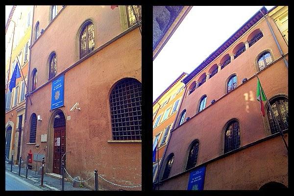 Casa del Burcardo w Rzymie