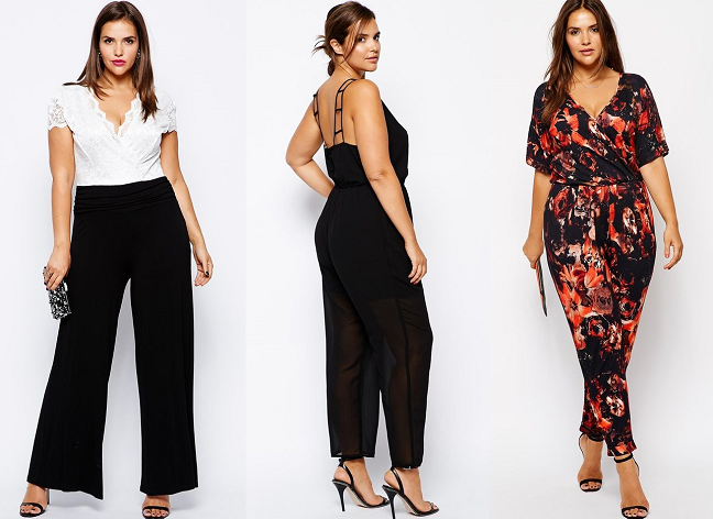 Brilliant To Style Jumpsuits For Curvy Girl  Plus Size Jumpsuits  Real Women