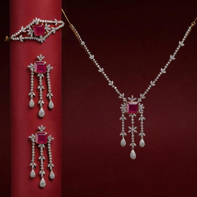 bhimas simple jewelry and kada jewellery designs