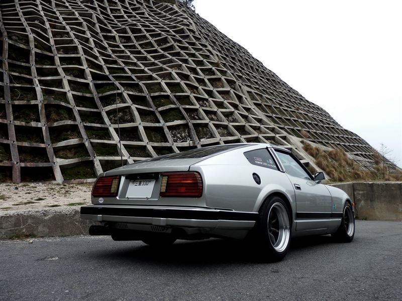 Datsun 280ZX (S130)  日本車, クラシックカー