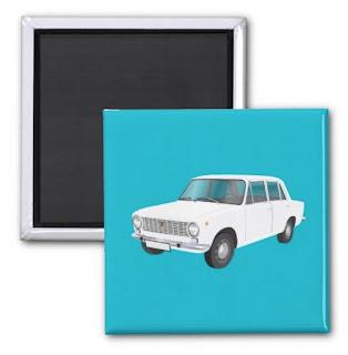 Fiat ,124, magneetti, italia