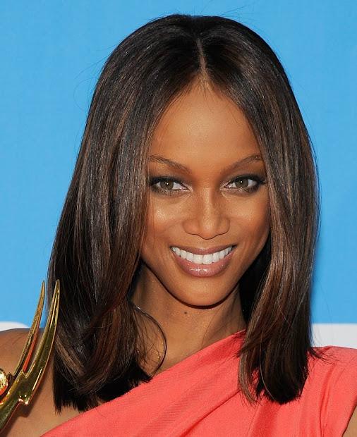 cute long haircuts black women