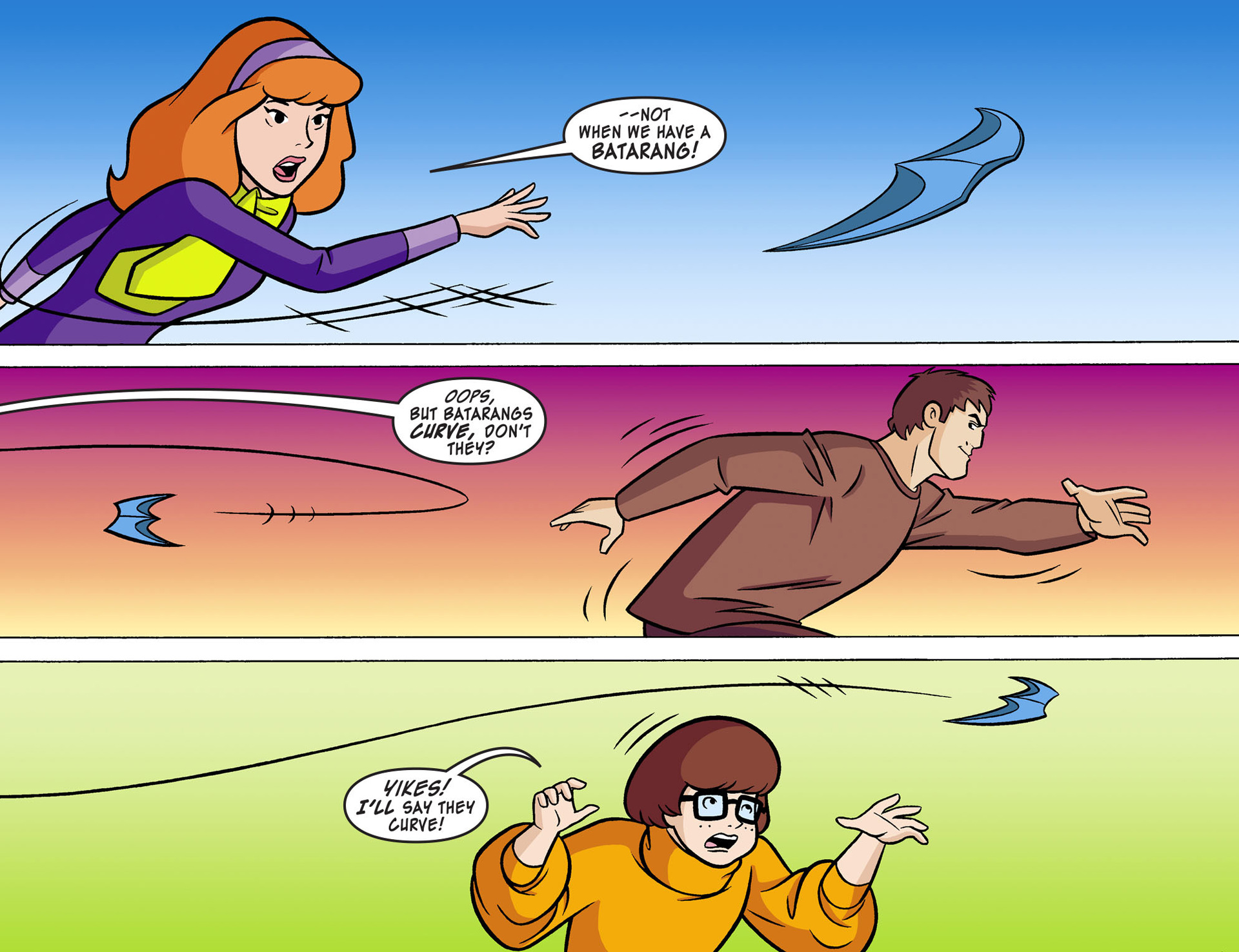 Read online Scooby-Doo! Team-Up comic -  Issue #2 - 9
