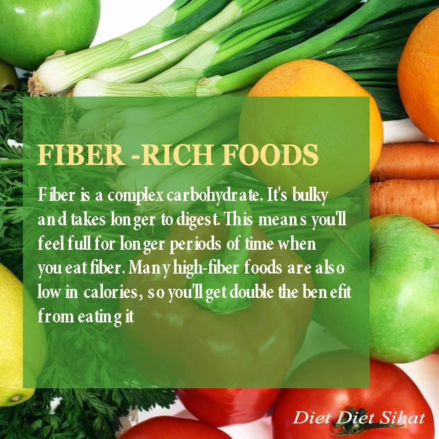 fiber bagi kenyang