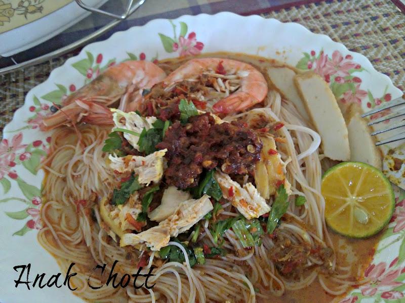 how to cook sarawak laksa