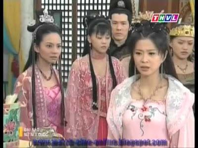 Phim Thần Cơ Diệu Toán Lưu Bá Ôn Phần 8 - Đại Náo Nữ Nhi Quốc