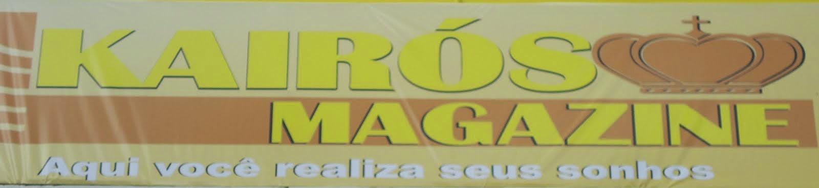 LOJA KAIRÓS MAGAZINE