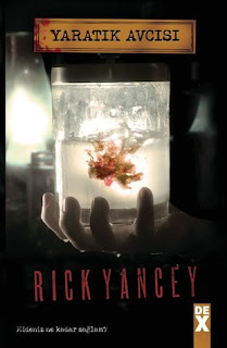 rick yancey, kitapkolik