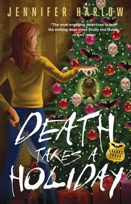 Paranormal Road Trip: Destination San Diego with Jennifer Harlow Author of Death Takes a Holiday a F.R.E.A.K.S Squad Investigation urban fantasy