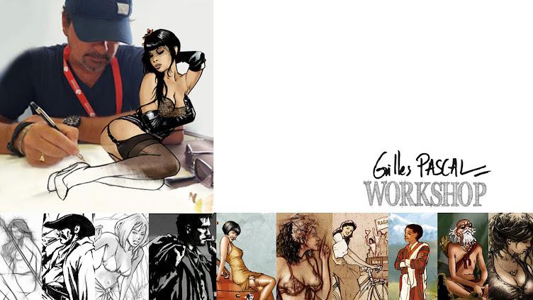 Gilles PASCAL WORKSHOP