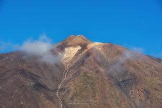 Вулкан Тейде - самая высокая точка Испании