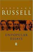 Unpopular Essays cover