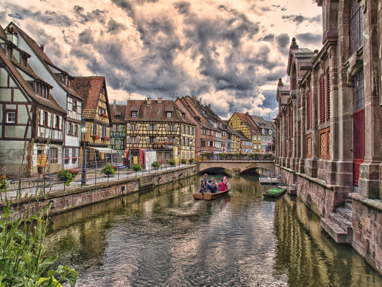 Colmar France  city pictures gallery : The World In Pictures: Greetings from Colmar, France