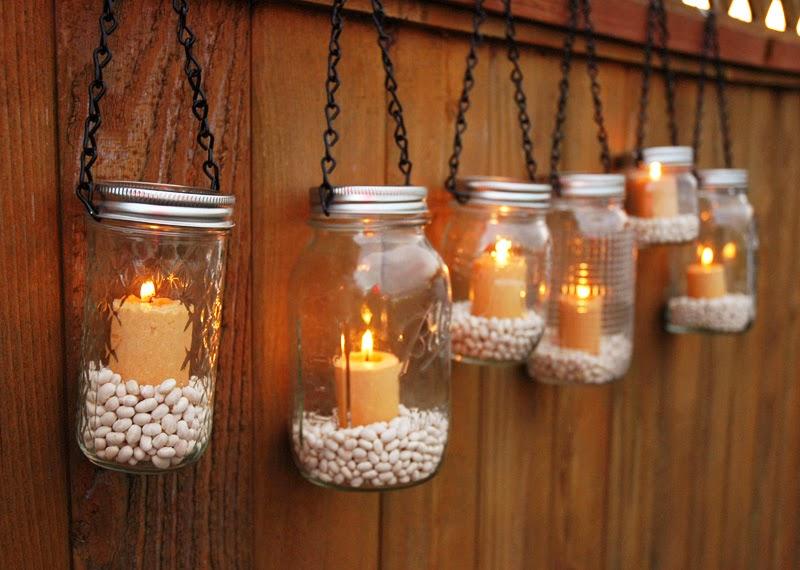 10 Ideas para Iluminacion Exterior, Facil, Rapida y Barata