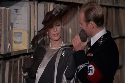 The Damned (1969), Directed by Luchino Visconti, Ingrid Thulin as Sophie, Helmut Griem as Aschenbach