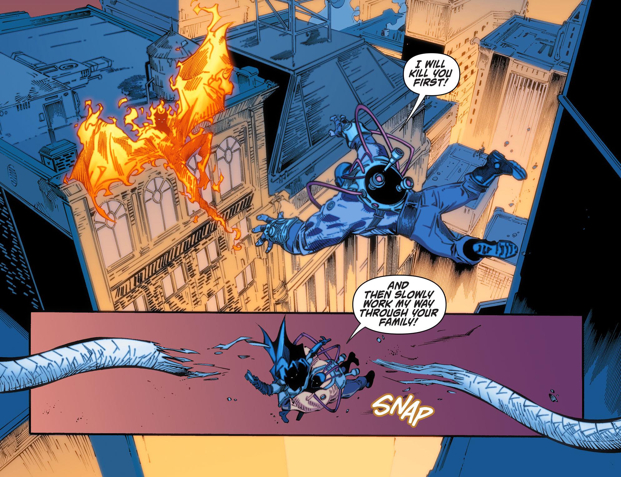 Batman: Arkham Knight [I] Issue #36 #38 - English 8