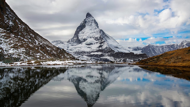 Alps Switzerland Mountains