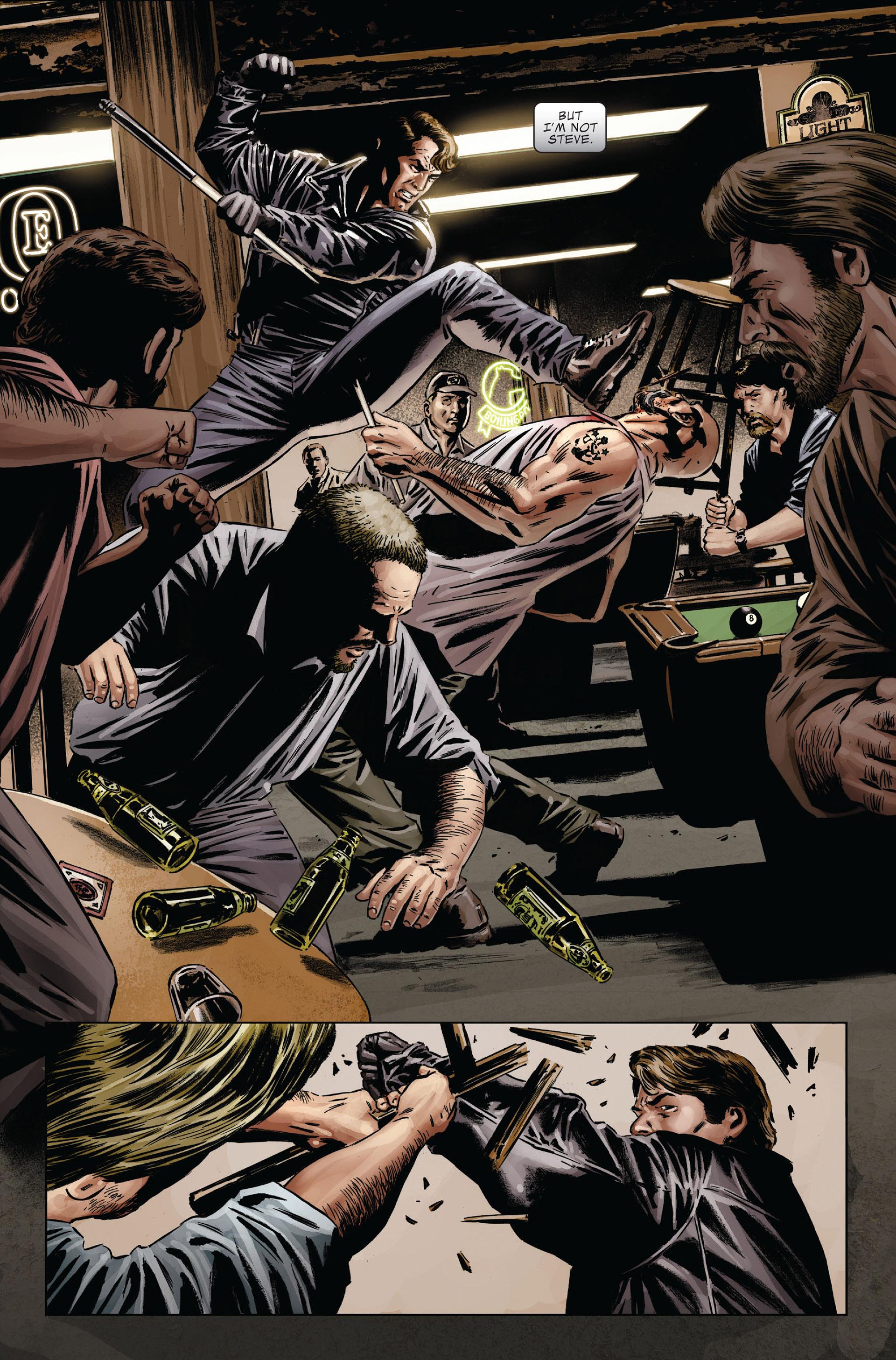 Captain America (2005) Issue #26 #26 - English 21