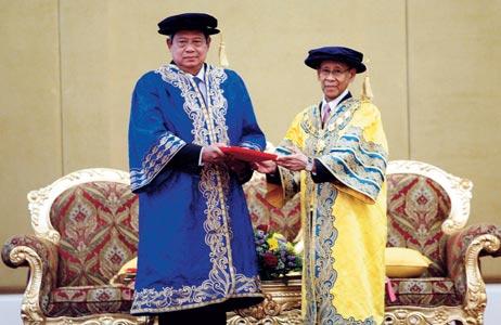 SBY: ASEAN Harus Ikut Atasi Konflik di Kawasan
