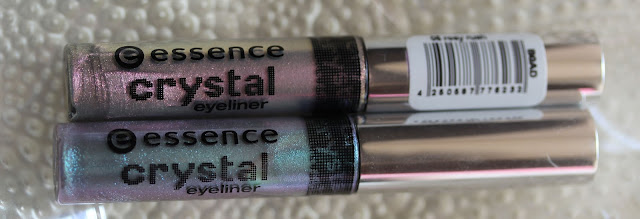 Essence Crystal Eyeliners