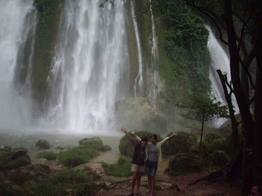 Cikaso Water Fall